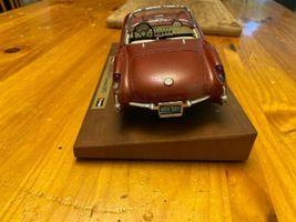 1957 Chevy Corvette Roadster 1:24 Scale Diecast Metal Model Car image 4