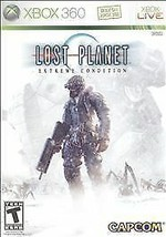 Lost Planet: Extreme Condition (Microsoft Xbox 360, 2007) VERY GOOD - $5.43