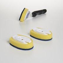 OXO Good Grips Soap Dispensing Dish Scrub Refills, 2-Pack - $16.24