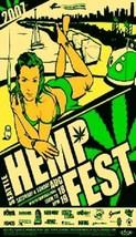 """Marijuana """"Hemp Fest-Seattle 2007"""" - $5.99"""