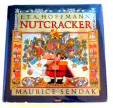 E.T.A Hoffmann Nutcracker with Pictures by Maurice Sendak First Edition ... - $13.99
