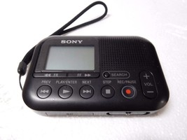 Sony ICD-LX30 Digital Voice Recorder 2GB Dictaphone Large Speaker - Used - $74.25