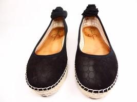 Jessica Simpson Mikaela   Round Toe Black Size 7.5M - $48.37