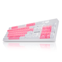 Geekstar GK801 Mechanical Gaming Keyboard English Korean Kailh Optical Switch image 2