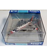 "METAL Armour F-100 Super Sabre US Air Force Plane 5196 1:100  ""Skyblazers""  - $34.65"