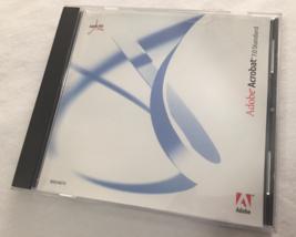 Adobe Acrobat 7.0 Standard (Full version, w/ Product Key, Windows) - $17.00