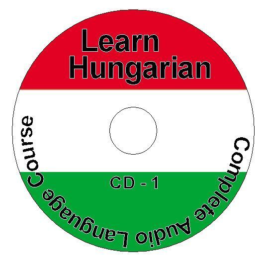 (12 CD Pack) Learn How To Speak Hungarian Language Audio Course MP3 Disc