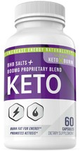 Ultra Keto X Burn Shark Tank 800mg Ketones Pure Keto Fast Weight Loss Su... - $55.08