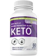 Ultra Keto X Burn Shark Tank 800mg Ketones Pure Keto Fast Weight Loss Su... - $55.08