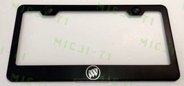 Buick Laser Engraved Etched Stainless Steel License Plate Frame - $19.99