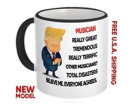MUSICIAN Gift Fun Trump : Mug Terrific Christmas Humor Coworker Office B... - $13.37+