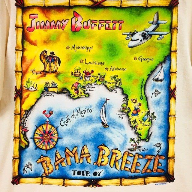Sensational Jimmy Buffett Bama Breeze 2007 Tour Concert And 50 Similar Items Interior Design Ideas Skatsoteloinfo