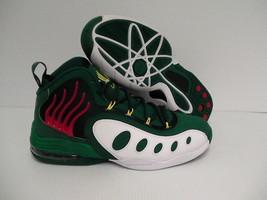 Nike men shoes sonic flight basketball multi color size 12.5 us new - $89.05