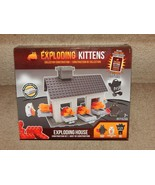 New! Basic Fun Exploding Kittens Construction Set 317 PCS Free Shipping 7+ - $29.69