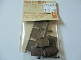 Detail Associates # 6225 GS Gondola Doors Steel Plate Type HO-Scale image 4