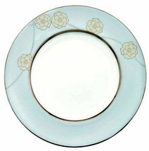 """Royal Doulton Eechantment Blue Accent Luncheon Plate 9"""" Band New - $34.90"""