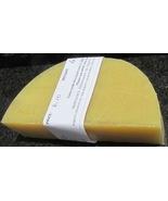 Plain Unscented Soap Natural Vegan One Half Moon Bar 6.1 ounces  - $6.10