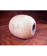 Old Weathered Beige Spoungex Commercial Fishing Float, made in Shelton, CT - £5.28 GBP