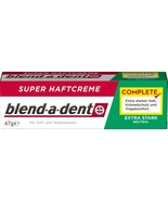 Blend-a-Dent Extra Strong Denture Super Adhesive Cream -NEUTRAL- Made in... - $6.92