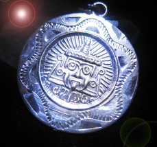 Haunted Necklace 8000X Aztec Treasures Wealth High Magick 7 Scholars Cassia4 - $377.77