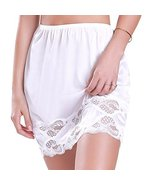 Ilusion Women's Classic Half Slip Skirt with Lace Trim 1017/1817 (XL (24... - $12.86