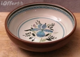 """STANGL COUNTRY GARDEN VEGETABLE SERVING BOWL   8"""" - $17.45"""