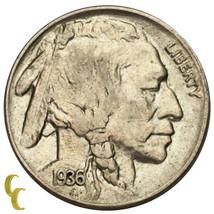 1936 Five Cent Buffalo Nickel 5C (Choice BU Condition) Nice Eye Appeal - $24.75