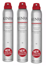 Kenra Professional Color Maintenance Thermal Spray #11 8 OZ -3pack Till 12/21/19 - $49.49