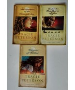 Alaskan Quest Tracie Peterson Complete Series 3 Paperback Books Bethany ... - $16.78