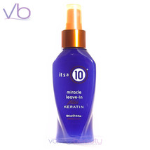 IT'S A 10 Miracle Leave In Plus Keratin 120ml All In One Treatment, its a 10 - $19.71