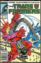 TRANSFORMERS More Than Meets The Eye #35 (1987) Marvel - $1.98