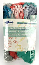Groupe BBH Women's High Quality Gardening Gloves 10 Pairs - One Size - $24.26
