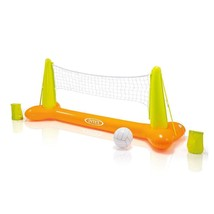 """Intex Pool Volleyball Game, 94"""" X 25"""" X 36"""", for Ages 6+ - $16.57"""