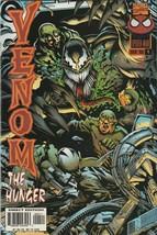 Venom the Hunger #4 VF 1996 Marvel Comics Spider-Man Carnage Symbiote - $12.86
