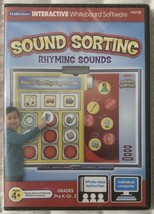 Sound Sorting Rhyming Sounds Lakeshore Interactive Whiteboard Software P... - $29.68