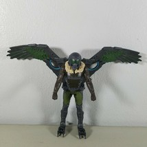 """SpiderMan Vulture Figure With Wings Marvel Legends Hasbro Homecoming 6"""" ... - $16.99"""
