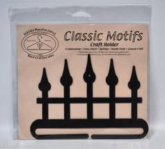 Classique Motifs 15.2cm Acier Clôture Split Bas Loisirs Créatifs Support - $12.21