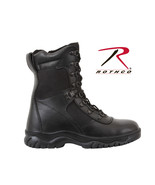 """Rothco Forced Entry 8"""" Tactical Boot With Side Zipper - $64.34+"""