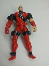 Toybiz Marvel Universe Deadpool II Action Figure Unmasked 1996 - $10.89