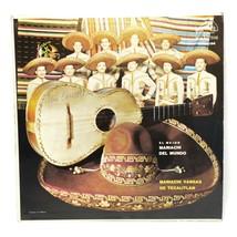 Mariachi Vargas De Tecalitlan El Mejor Mariachi Del Mundo LP Vinyl Album... - $7.43