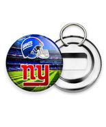 NEW YORK GIANTS FOOTBALL TEAM BEER BOTTLE OPENE... - $8.99
