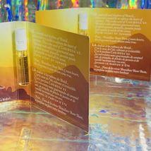 2x SOL DE JANEIRO CHEIROSA 62 Eau De Perfume Carded Vials Smells Like BUM BUM image 3