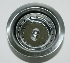 Keeney Manufacturing 1432SS Duo Kitchen Sink Strainer Long Shank Style image 3
