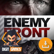 Enemy Front - PC / Steam CD Key - Game Download Code - Digital Delivery - $8.99