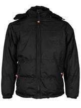 Boys Kids Juniors Heavyweight Puffer Winter Jacket with Removable Hood BIGBEARJR image 2