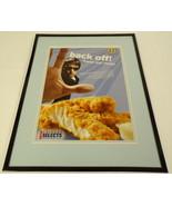 2004 McDonald's Chicken Selects Framed 11x14 ORIGINAL Advertisement - $32.36