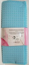 "Kitchen Microfiber Quick Drying Mat, washable, (16""x 24"") LIGHT BLUE COL... - $12.86"