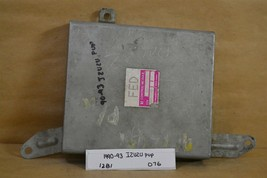1990-1993 Isuzu Pickup 2.3L Engine Control Unit ECU 8943351051 Module 76... - $27.71