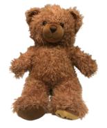 Build A Bear Workshop Life Is Good Plush Teddy Doll Brown Logo Inspirati... - $30.81