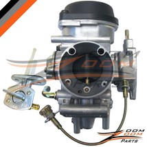 Carburetor Fits Suzuki LTZ400 Ltz 400 Quad Atv With Fuel Valve Petcock 2003-2007 - $51.68